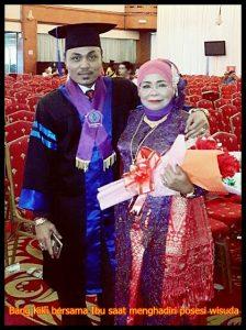 bersama ibu